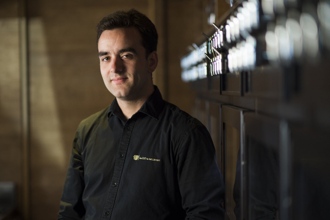 Julien Escarie - Chef Sommelier