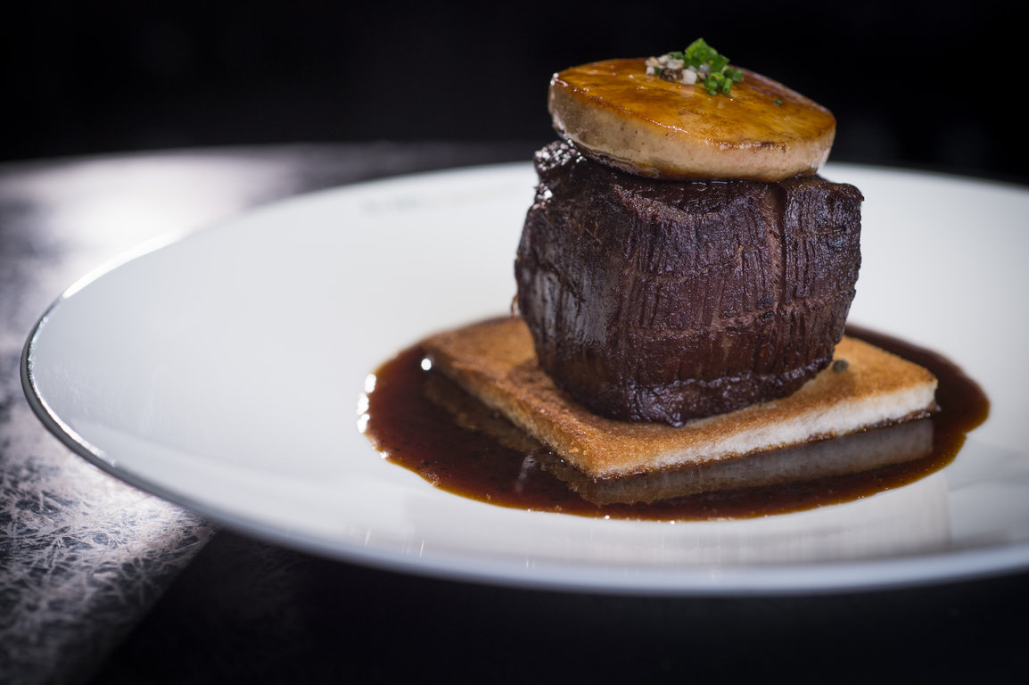 "Le Filet de boeuf ""Rossini"""