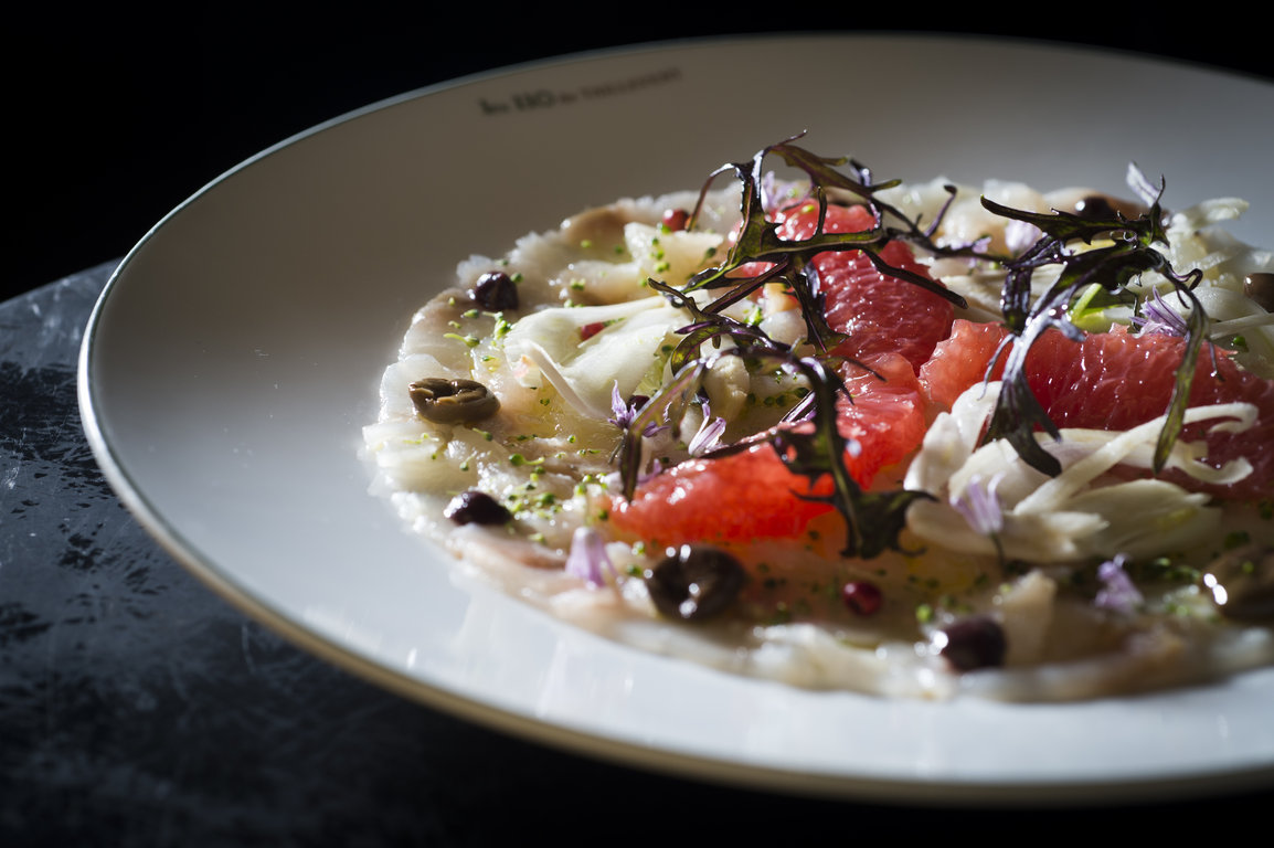 Sea Bream Carpaccio