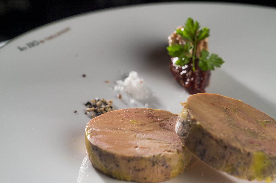 Duck Foie-Gras, semi-cooked